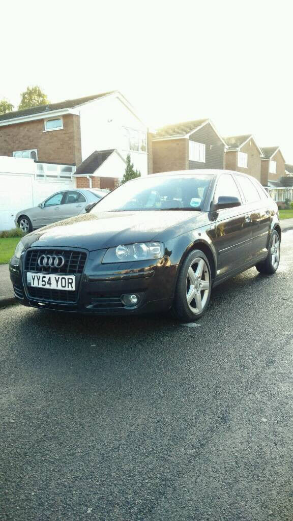 Audi **RED LEATHER SEATS **A3 Sportback 2.0 TDI Sport, FULL Service History, 2 Owners, HUGE SPEC