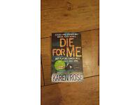 DIE FOR ME - KAREN CHANCE - PAPERBACK BOOK