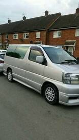 Nissan elgrand px swap why ?