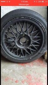 Genuine bbs alloys need gone ASAP