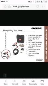 Flexco power set rivet gun