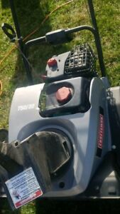 SNOWBLOWER $350 (has both electric and manual start)