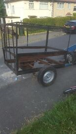 2 trailers for sale spares repair
