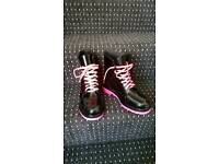 Boots rubber rain for girl and woman