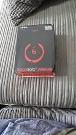 Dr dre beats solo 2 wireless