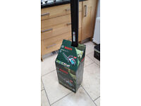 Bosch Hedge trimmer / cutter , cordless, 36V, brand new with battery. Seal still in tact
