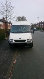 Ford Transit disabled passenger vehicle / mini bus / van