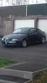 alfa tomeo gt .2007.12 .20.jts.165bhp.drive and run wery well