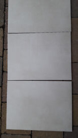 Ceramic wall tiles, beige