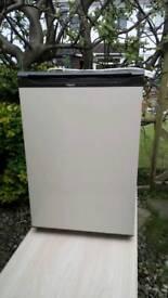 Hotpoint undercounter fridge, 55cm width