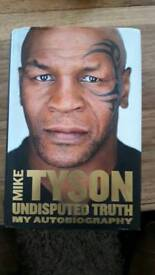 Tyson autobiography
