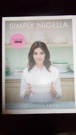 Simply Nigella recipe book