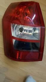 chrysler 300c estate rear tail lamp left side.