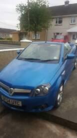 Vauxhall tigra 1.4 convertible