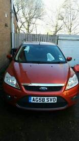 Ford Focus 1.6 TDCI immaculate condition 58 plate 78,000miles