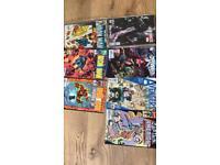 Mix of Comics