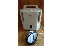 Dehumidifier, DeLonghi DES14. Excellent condition, hardly used. With manual.