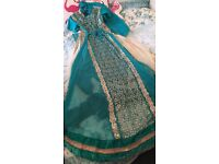 Selling women's Asian party wear. Worn once or twice. Size 6/8 only.