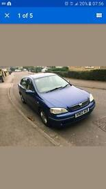 Vauxhall Astra G 1.7 DTi ECO4 £30 Road Tax
