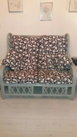 conservatory suite - sofa and 2 chairs