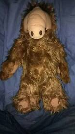 "Alf (Alien Life Form) 15"" plush toy 1986"