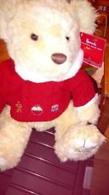 Harrods teddy exc