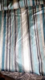 Striped Curtains size 66 X 90