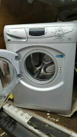 Free delivery Hotpoint Ultima Washer 6kg load 1600 spin-Super silent 79.99. Offers Considered.