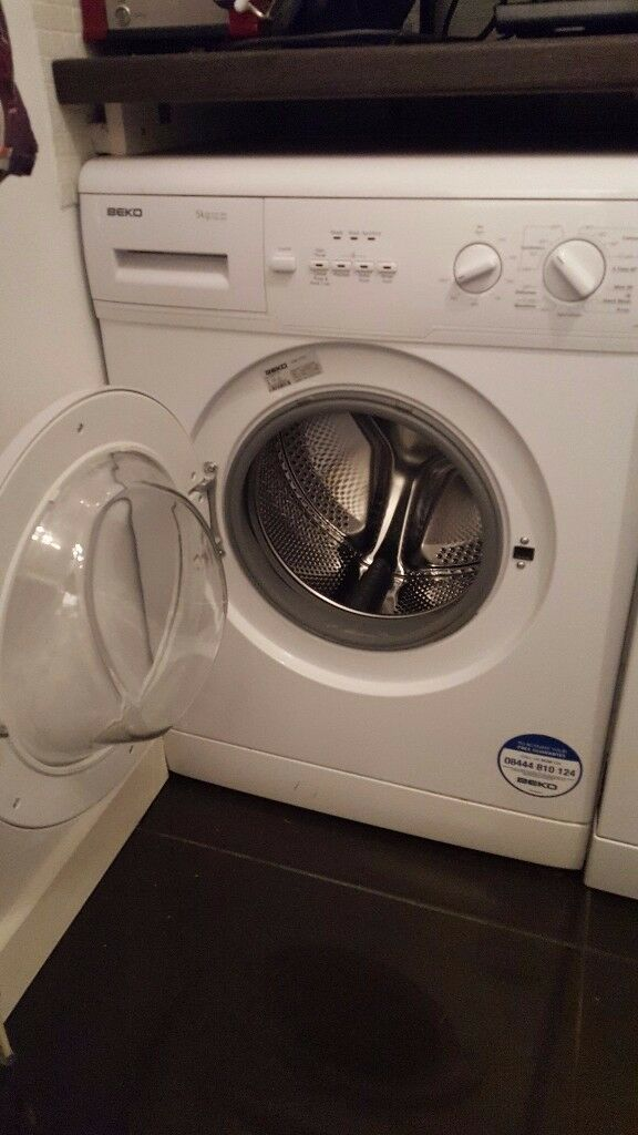 Beko Washing Machine, Used but in good condition