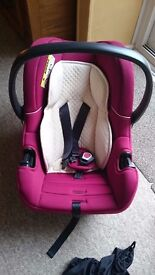 Mothercare Ziba Group 0+ Carseat