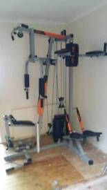 V Fit Compact Home Gym (Free Local Delivery)