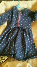 Girls joules dress