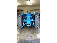 Fordson major 6cyl