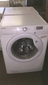 £100 HOOVER WASHING MACHINE WITH GUARANTEE