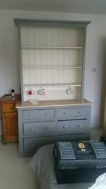 Ex Christmas display dresser