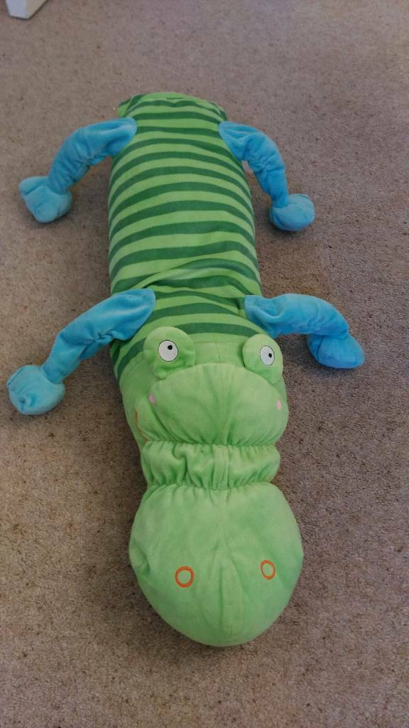 Beautiful and colourful soft cuddly toyin Godalming, SurreyGumtree - Beautiful and colourful giant cuddly toy.Very much loved, looking for a happy home.Smoke free and pet free home