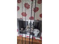 2 x greys gt3 prodigy carp rods