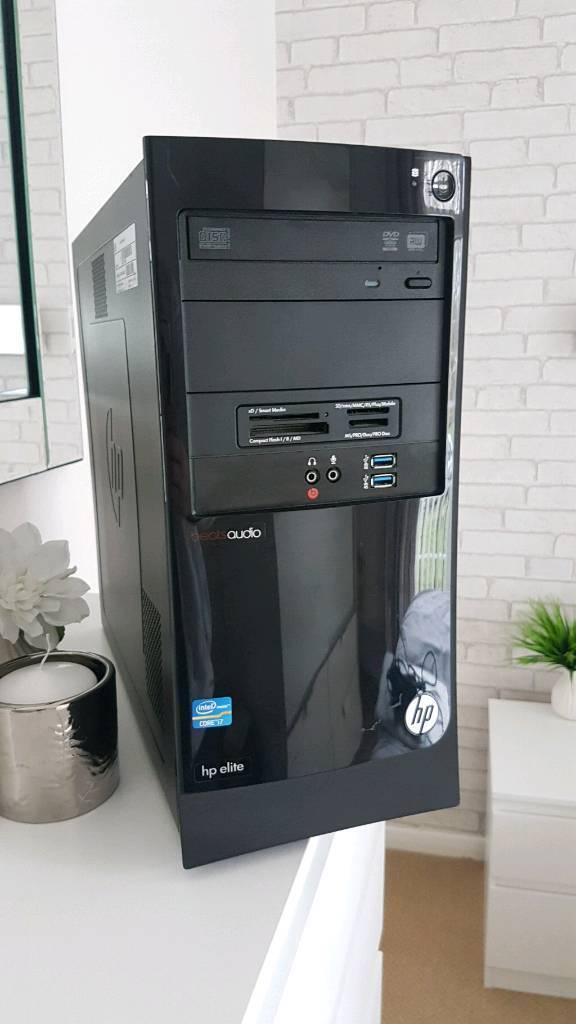 SUPER FAST HP I7 Quad Core 16Gb 240Gb SSD + 1Tb BEATS Win 10 REFURBISHED ++ CAN DELIVER ++