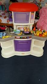 Kids kitchen by little tikes electronic