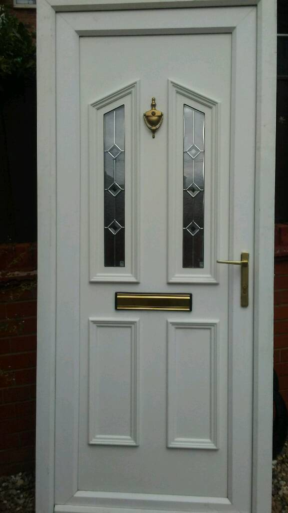 Pvc Front Door In Stourport On Severn Worcestershire Gumtree