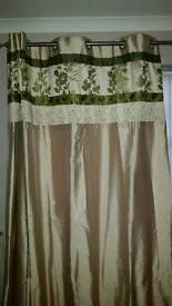 Curtains ideal for living room