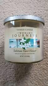 YANKEE CANDLE - TAHITIAN TIARE FLOWER