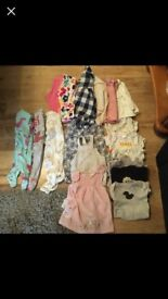 Girls clothes 3-6m