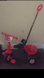 Fire Chief Tricycle - £10 collection only
