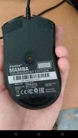 Razer Mamba Tournament Edition Mouse
