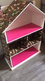 Book case / dolls house