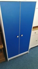 New Blue and White Tallboy