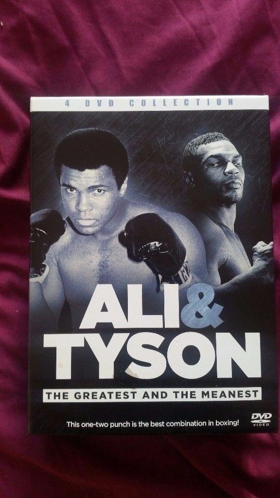 Ali & Tyson 4 DVD Collection