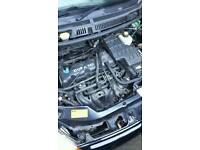 Ford ka engine & gearbox 1.3