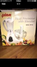 Brand-new primer 600 What processor with blender